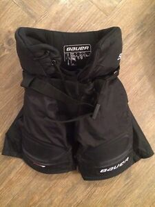 "Kids Youth Small Hockey Pants & Kids 9"" Shin Pads"