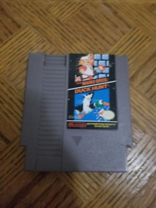 Nintendo Mario And Duck Hunt Game