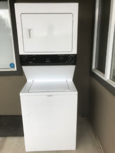 Frigidaire Heavy Duty Stackable Washer & Dryer