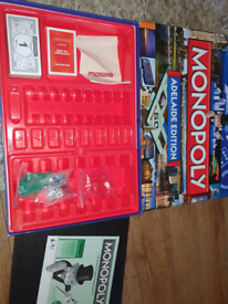New monopoly collection board game