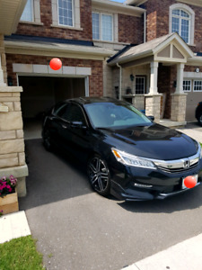 2017 Honda Accord Touring CVT (Touring)