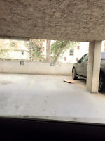 Parking stall for rent