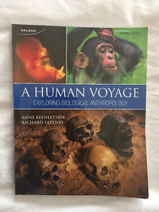 A Human Voyage- Exploring Biological Anthropology Second Edition