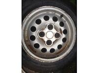 Peugeot 205 16 gti alloy wheels