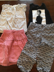 Girl's 2T summer clothes