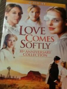 LOVE COMES SOFTLY TEN DVD SET NEW