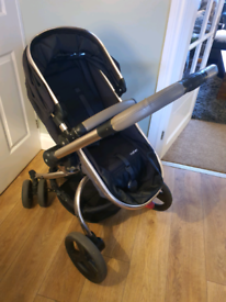 Mothercare 2 way pushchair