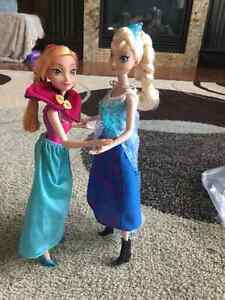 Barbies for sale - Fairies, Anna/Elsa +++