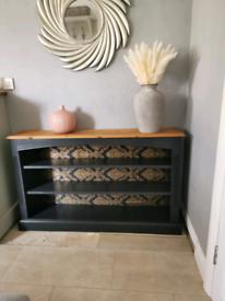 Console table/bookcase