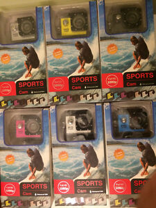 GOPRO STYLE WATERPROOF 1080P ACTION CAMERA