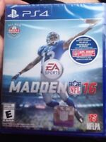 Trade madden 16 brand new ps4