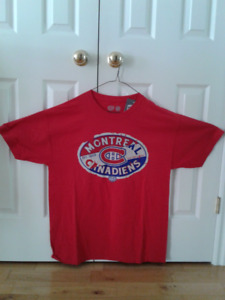 Montreal Canadiens Old Time Hockey T shirt