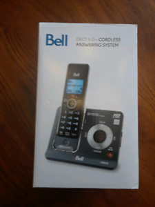Bell Cordless Phone Answering System