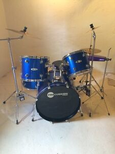 Procussion 5 Piece Drum Set