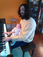 Private Piano Lessons for All Ages