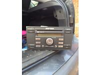 Ford Focus Stereo/Radio/CD Player 05-08