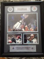 2004 grey cup champs toronto argonauts ticket photo collectors