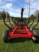 Clam Trailer For Sale