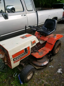 GILSON TRACTOR PARTS OR REPAIR