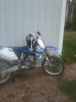 2003 yz250f needs some TLC