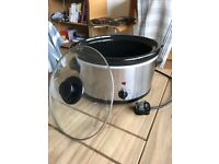 Slow cooker - rarely used