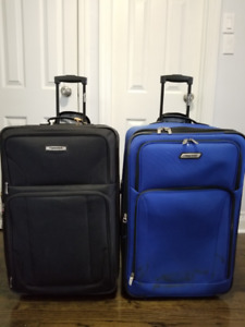 LUGGAGE FOR SALE (2) - TRACKER SUITCASES - 30h*18w - Toronto