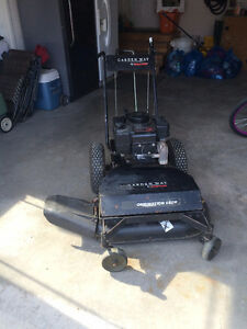33'' Garden way walk behind mower