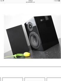 Project Box s speakers.