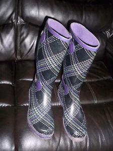 Heathers spirits rain boots for women