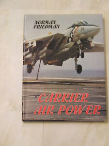 1981 book: Carrier Air Power by Norman Friedman
