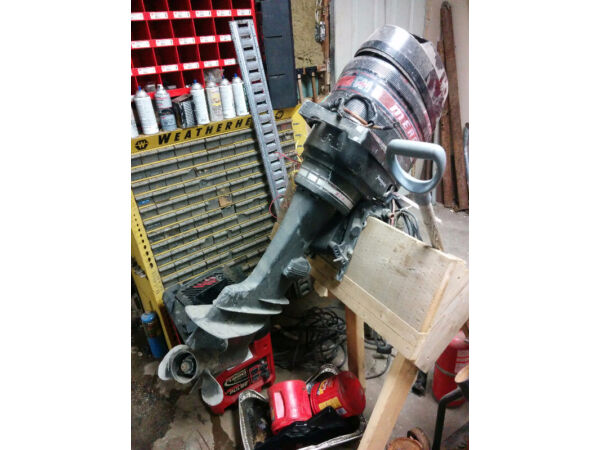 Used 1990 Mercury outboard