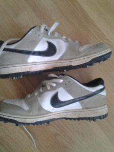 NIKE GOLF SHOES, MENS, SIZE 11