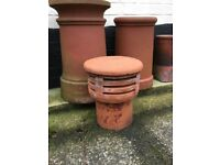 Slotted chimney cowling