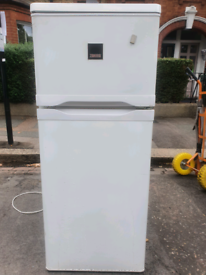Zanussi small fridge freezer delivered today