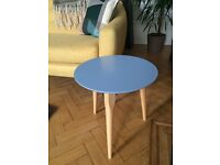 Mid century ercol style side table / bedside unit