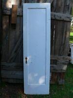 plusieurs porte antiques a 40$ch.