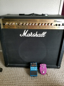 Marshall Amp/Pedals