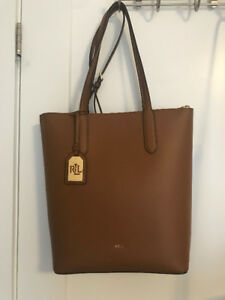 Ralph Lauren - Brown Purse $260 (Retail $348)