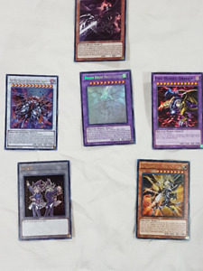 RARE YUGIOH CARDS FOR SALE!!! MINT CONDITION!!!