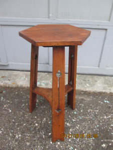 Antique Plant stand or table