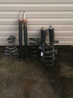 Mazdaspeed 3 suspension oem