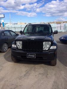 2008 Jeep Liberty VUS