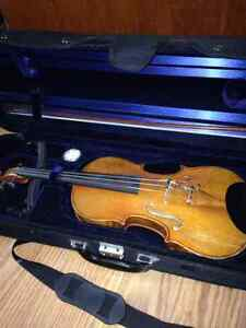 Antique German violin