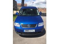 Volkswagen Caddy LIFE TDI DSG. Wheelchair accessible vehicle, disabled vehicle