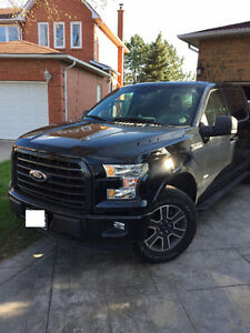 Very rare 2016 Ford F-150 FX4 Pickup Truck!!!