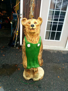 Chainsaw Carved Mama Bear Gatineau Ottawa / Gatineau Area image 1