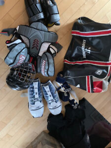 Equipement Hockey Adulte