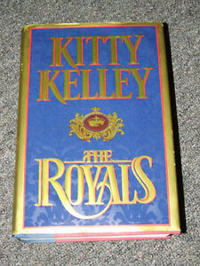 The Royals - 1st Edition - Kitty Kelley - $10.00