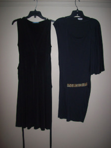 IMPECCABLE / SIZE SMALL / LOT 2 ROBES MISS SIXTY + SMART SET