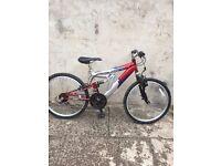 Mountain cannon bike 24 inch